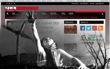 Un nuovo sito per HorrorMagazine