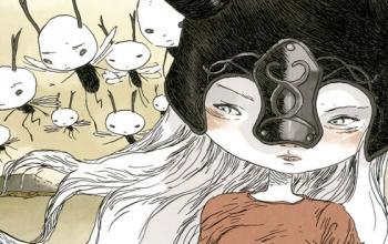 L'arte onirica di Tony Sandoval in mostra A Lucca Comics & Games 2015