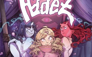A Lucca Comics & Games, Dentiblù presenta in anteprima il secondo volume della trilogia urban gothic Hadez