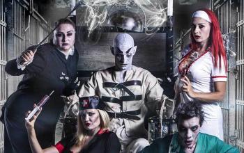 Delirio, nuovo horror show a Roma