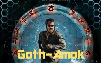 Arriva Goth-Amok, il rivoluzionario librogame