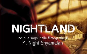 Nightland, il libro su M. Night Shyamalan