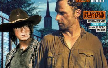 The Walking Dead Magazine: il numero 9