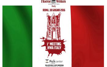 Primo meeting della Horror Writers Association Italy