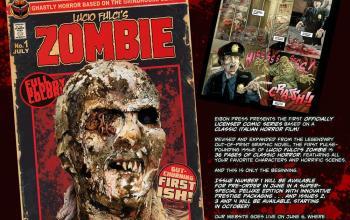 Gli zombie movie di Lucio Fulci diventano fumetti