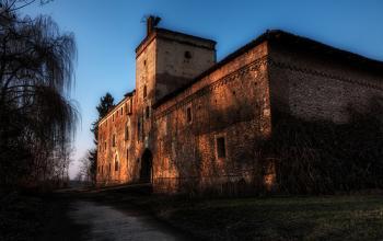 Un tranquillo weekend di paura – Castello della Rotta