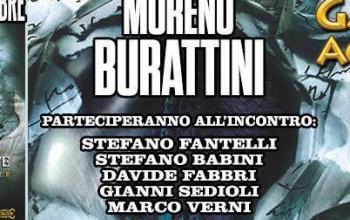 """Moreno Burattini presenta a Bologna il volume """"Dall'Altra Parte: 26 storie inquiete"""""""