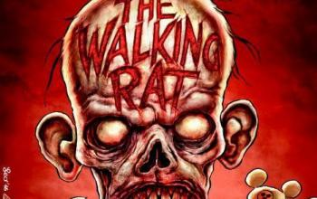 The Walking Rat, in fumetteria il volume monografico