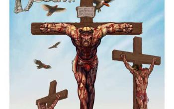 Grant Morrison parla di The Savage Sword of Jesus Christ