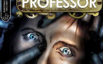 The Professor 2: in edicola l'albo Revenant