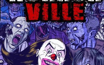Horroville, disponibile il primo volume!