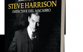 "Providence Press presenta ""Steve Harrison, detective del macabro"""