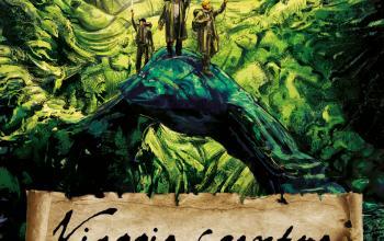 Viaggio al centro della Terra: l'adattamento a fumetti del romanzo di Jules Verne