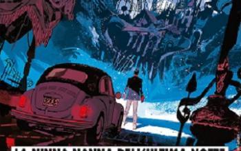 Dylan Dog 367: La ninna nanna dell'ultima notte