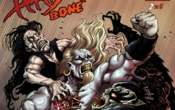 Heavy Bone #2 in uscita a giugno