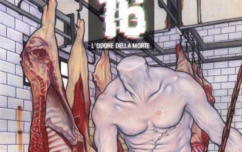 """Edizioni Inkiostro presenta """"16 – L'odore della morte"""""""