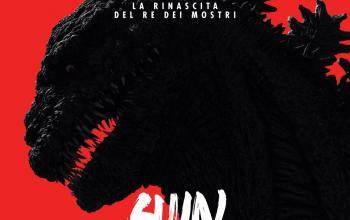 Shin Godzilla nei cinema italiani il 3-4-5 luglio