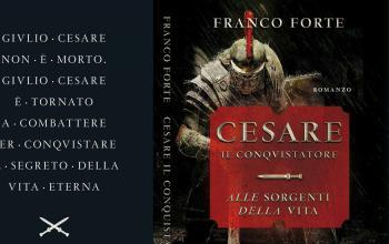 Cesare il Conquistatore: torna la saga che fa rivivere Giulio Cesare