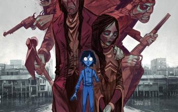 Nuova uscita per Weird Book nella collana Weird Comics: Resonance