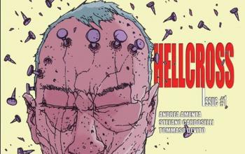 Armagedoom Factory: un nuovo progetto a fumetti per Stefano Cardoselli
