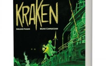 Kraken, la trasposizione cinematografica per Draka Production