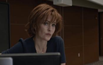 UFO: Gillian Anderson interpreta un personaggio molto simile a Dana Scully