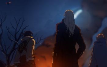 Castlevania: annunciata la data di uscita della seconda stagione