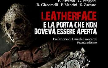 """Eus edizioni ristampa """"Leatherface e la porta che non doveva essere aperta"""""""
