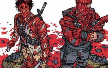 Die!Die!Die!: è uscito ieri il nuovo fumetto firmato da Robert Kirkman
