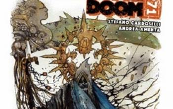"Cut-Up Publishing annuncia l'uscita di ""Sunshine Doom 1971"""