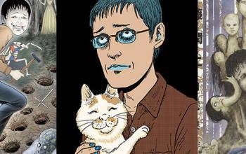 J-POP Manga pubblica le opere di Junij Ito