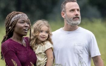 The Walking Dead: Scott Gimple parla della relazione tra Rick e Michonne