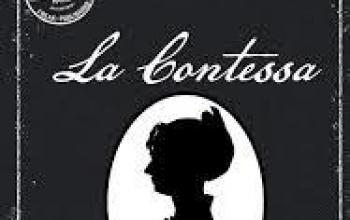 """Gonzo Editore presenta """"La contessa"""""""