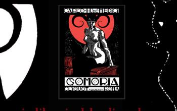 Gomòria: il romanzo di Carlo H. De' Medici arriverà in libreria il 5 dicembre