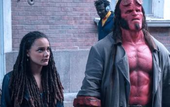 Hellboy: online il trailer e una nuova foto del film
