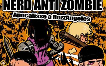 "Nero Press presenta ""Nerd Anti Zombie"""