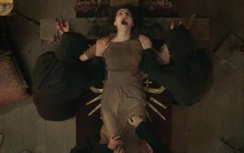 Crucifixion: il primo trailer dell'horror di Xavier Gens
