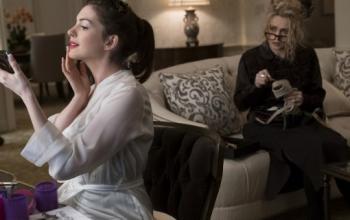 Le streghe: Anne Hathaway interpreterà la Strega Suprema