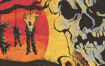 Spirit Reckoning: il poster del film di Jimmy Lee Combs