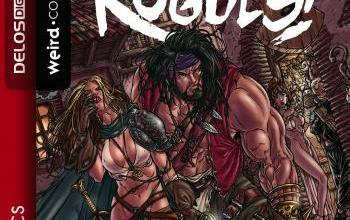 "Delos Comics presenta ""Rogues!"""