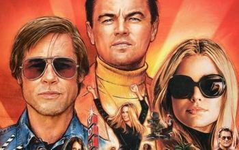 C'era una volta a… Hollywood: il nuovo poster del film di Tarantino