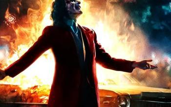 Joker: il nuovo poster IMAX del film