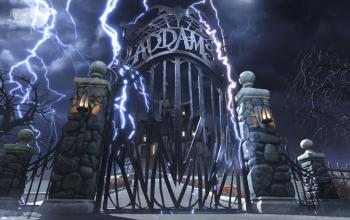 La famiglia Addams: i character poster