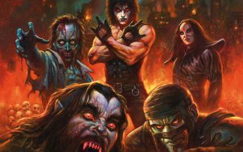 Da Sylvester a Silvestrus: fra fumetti, eros, horror e rock