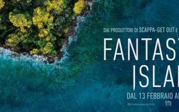 Fantast Island: il trailer e il poster del film