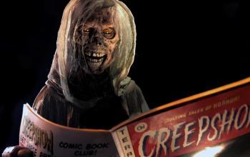 Creepshow: Greg Nicotero al lavoro sulla seconda stagione dello show