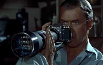 Un film per la quarantena – La finestra sul cortile