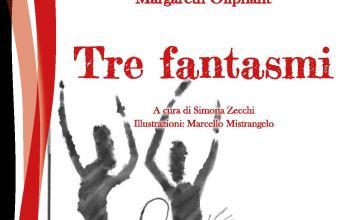 "Black Dog Edizioni presenta ""Tre fantasmi"""