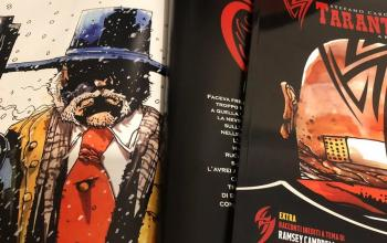 """Independent Legions presenta """"Tarantino – Concept Artbook"""""""