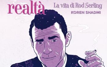 """Edizioni BD presenta """"Ai Confini della Realtà: La vita di Rod Serling"""""""